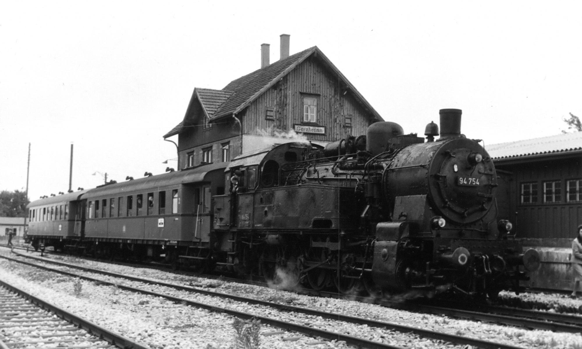 Nebenbahn Blaufelden-Gerabronn-Langenburg